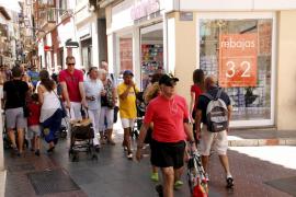 El 46% de los comerciantes vendió en agosto menos que el año pasado