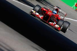 Alonso: «Estoy contento porque hemos hecho lo máximo que se puede hacer»