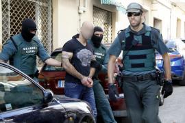 La Guardia Civil llevaba años tras el presunto 'capo' de la droga de Inca detenido