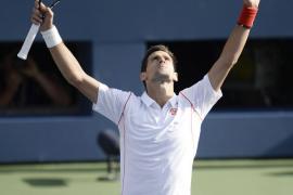Djokovic vence a Wawrinka