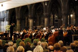 La Orquestra Simfònica de Balears actúa en Viena recordando al Arxiduc Lluís Salvador