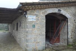 Ordenan el precinto de la caseta de peones camineros del Nu de sa Corbata, en Escorca