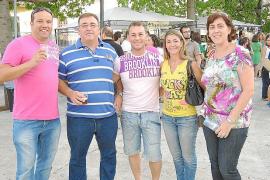 Fiesta de la cerveza en Lloseta