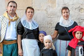 Santa Margalida se vuelca en 'sa processó' de la Beata