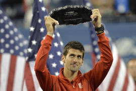 Djokovic: «Rafa merecía  ganar este partido y este trofeo»