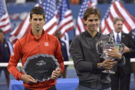Nadal se aproxima al número uno y Federer sube al sexto puesto