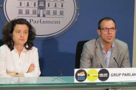 MÉS romperá relaciones con el PP por su «deriva autoritaria y antidemocrática»