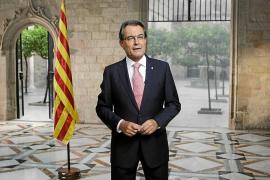 Mas: «El pueblo catalán debe ser consultado el año que viene»