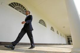 Obama, Cameron y Hollande pactan tratar el desarme químico de Siria en la ONU