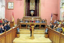 El Consell cumple con Bauzá y el catalán sólo será obligatorio para el 32 % del personal