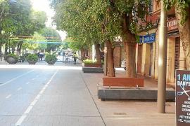 Una jueza ordena que Blanquerna deje de ser sólo peatonal si Cort no lo justifica