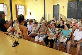 La pasión por el teatro «activa» a los mayores de Palma con 'Escena Sènior'