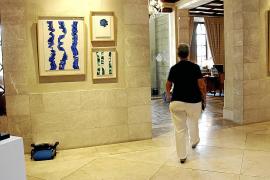 Joan Costa exhibe sus piezas inspiradas en la naturaleza
