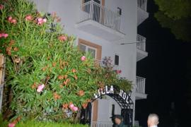 Un turista inglés de 22 años muere al caer desde tres metros en un hostal de Magaluf
