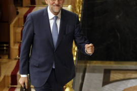 """Rajoy dice no tener que rectificar de Bárcenas porque """"nada"""" lo ha desmentido"""