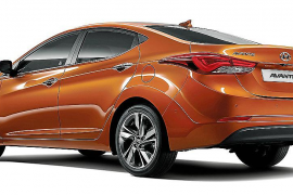 Hyundai lanza el Elantra Facelift en Corea