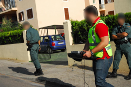 Detenido en Palmanova un pederasta de EEUU buscado a nivel internacional