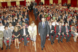 El Consell celebra su Diada más austera con la entrega de medallas como acto central