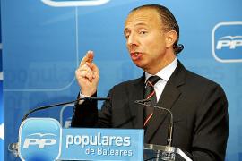 Delgado dice que si es imputado el 'caso Radio Calvià' pasará al TSJB