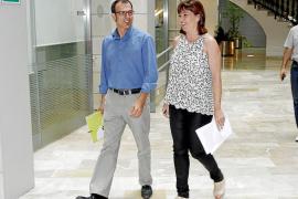 Més propone una moción de censura contra Bauzá y el PSIB le dice que no