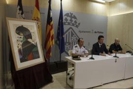 La policía seguirá los pasos del cuadro de Miró desde 2010 hasta anteayer