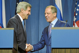 Siria pide a Naciones Unidas unirse al tratado de armas químicas