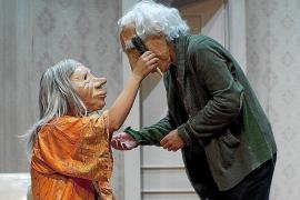 'André y Dorine' desenmascara al alzheimer en el Teatre Principal