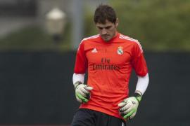 Casillas será el portero que jugará la Liga de Campeones