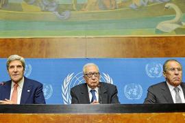 La ONU anuncia un «informe abrumador» sobre el uso de armas químicas en Siria