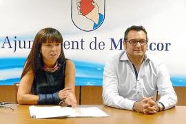 El mal estado del colegio de Son Macià enfrenta a CpM y PP
