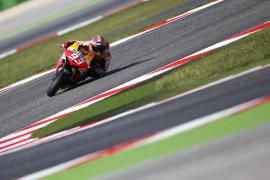 Márquez, sin límite,  logra la 'pole' y el récord del circuito