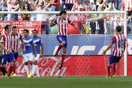 El Atlético sigue sin conocer la derrota