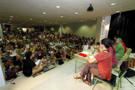 La Asamblea de Docentes prevé un «potente movimiento de huelga que conseguirá parar los centros en las cuatro islas»