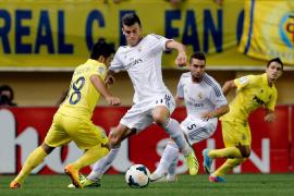 El Real Madrid se lleva demasiado premio ante un Villarreal que fue mejor