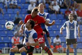 El Mallorca deja escapar dos puntos en Alicante