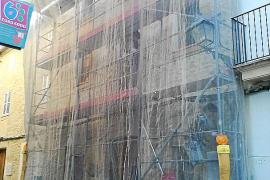 La oposición acusa al alcalde de Pollença de una obra 'ilegal' en su casa