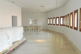 El Museu de Mallorca saca brillo a su reforma a la espera del proyecto museístico