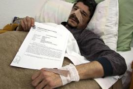 Un hombre de Huelva recibe una paliza de la mujer que le acosa desde hace 15 años