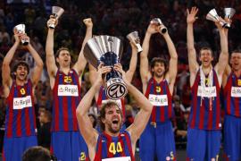 El Regal Barcelona consigue su segunda Euroliga en un exhibición que  culmina una brillante temporada