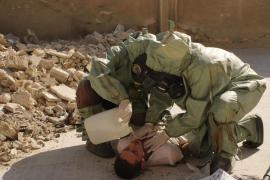 La ONU cita pruebas «claras y convincentes» de uso de gas sarín en Siria