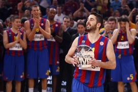 Juan Carlos Navarro, el primer español en convertirse en MVP de la final