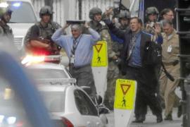 Al menos 13 muertos en un tiroteo en una sede de la Armada en Washington