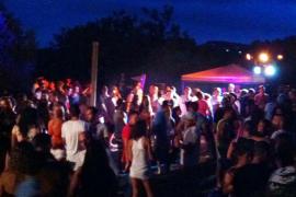 La Guardia Civil clausura una fiesta ilegal con 400 personas en Caimari