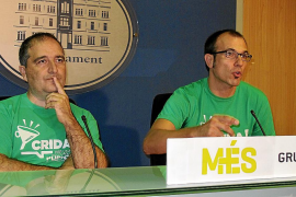 PSIB y Més llevan el TIL al Congreso y al Parlamento Europeo