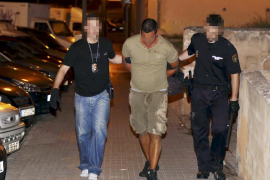 Tres detenidos por asaltar de madrugada una obra en Palma para desvalijarla