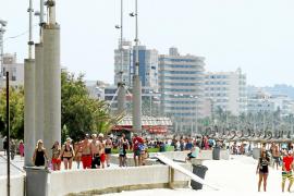 Cort quiere reducir las plazas residenciales de 60.000 a 40.000 en la Platja de Palma