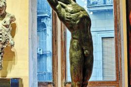 El Museu Europeo d'Art Modern acoge la primera gran obra de Mir en Barcelona