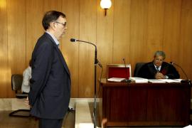 La Fiscalía pide 2, 5 años de cárcel para Vicenç Grande por un delito fiscal