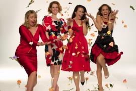 Las actrices de 'Sexo en Nueva  York' reconocen sus rencillas