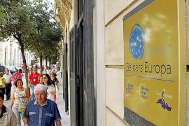 Gómez mantendrá el Centre Balears Europa para negociar fondos de la UE